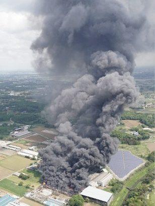 【ビル管理】リチウムイオン電池が火元か 資材置き場で火災頻発 プラごみに紛れ