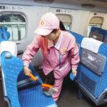 【ビルメンテナンス】のぞみ、清掃もエクスプレス 10分 JR東海、来年増便へ短縮