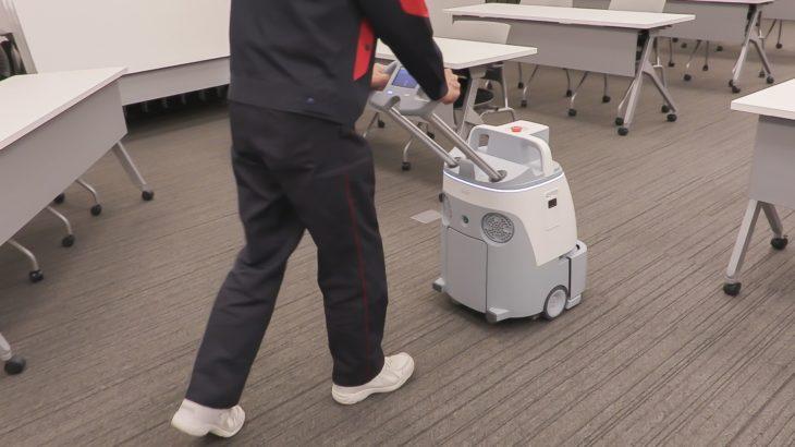 【事例】人手不足解消の切り札、「AI清掃ロボット」で最も重要なこと   ビルメンテナンス