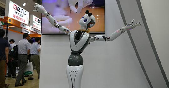 人型、警備、清掃ロボットなどを展開するクラウドマインズ社が日本に上陸 自動化・省人化ロボット展