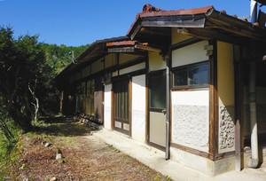 空き家、売り主は「村」 東白川、移住希望者向けに販売