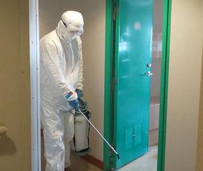【ビル管理】新型コロナウイルス対策として一般住宅・店舗・オフィスの除菌方法