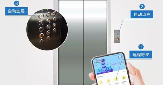 【ビル管理】Huawei、新型コロナウイルス対策用に「ボタンに触らずに乗れるエレベータ」を開発