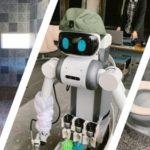"""アバターロボット """"ugo"""" によるトイレ清掃業務の公開実験実施"""