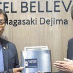 【ビル管理】感染症対策のオゾン脱臭・除菌装置、長崎の環境衛生管理会社が取引先に無料貸与