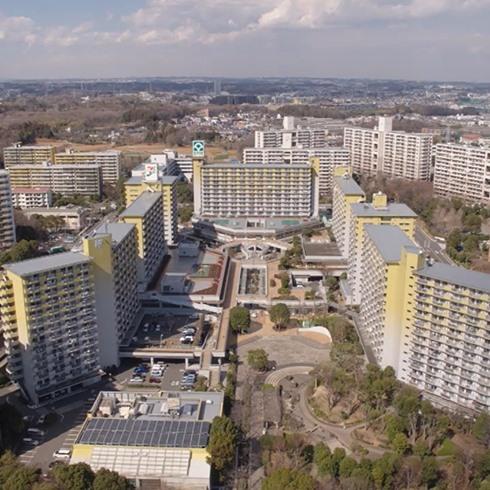 【マンション管理】老朽化進む「団地」に新しい価値を。注目集める神奈川県住宅供給公社の取り組み
