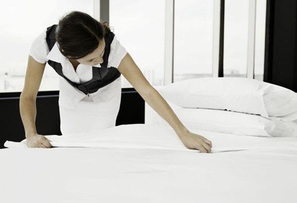 【ビル管理】ホテルの客室清掃スタッフに学ぶ掃除のコツ