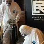 【ビルメンテナンス】外食産業初!コロナ時代の店舗消毒システムを導入、新型コロナウイルス99%不活化が確認されたオゾンで店内消毒を首都圏全店舗で実施へ