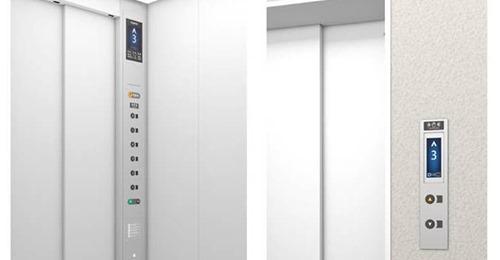 【ビル管理】タッチレスでエレベータを操作する「非接触ボタン」の適用を拡大