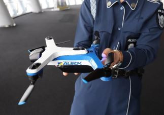 【ビル管理】「人の手を介さない」完全自律飛行ドローンがスカイツリーを警備 ALSOK