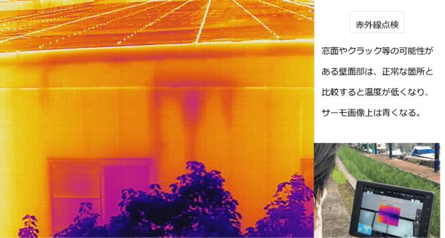 【ビル管理】ドローンで外壁調査! DXで建物漏水点検 費用・工期を大幅削減!