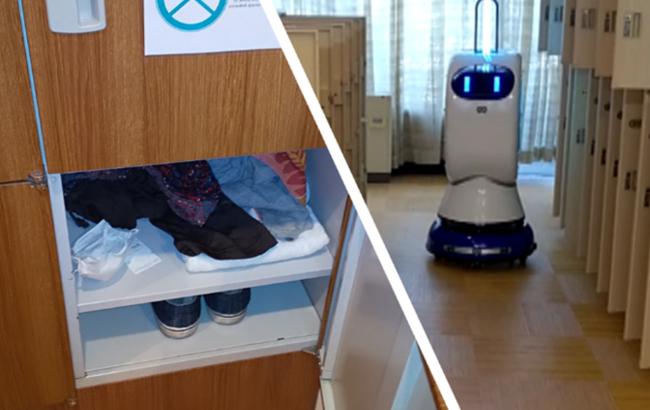 【ビルメンロボット・AI】薬剤噴霧と紫外線照射のニュー除菌ロボット