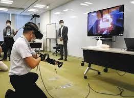 【バーチャル防災訓練】建物管理用にリアルなVR防災訓練シミュレーター