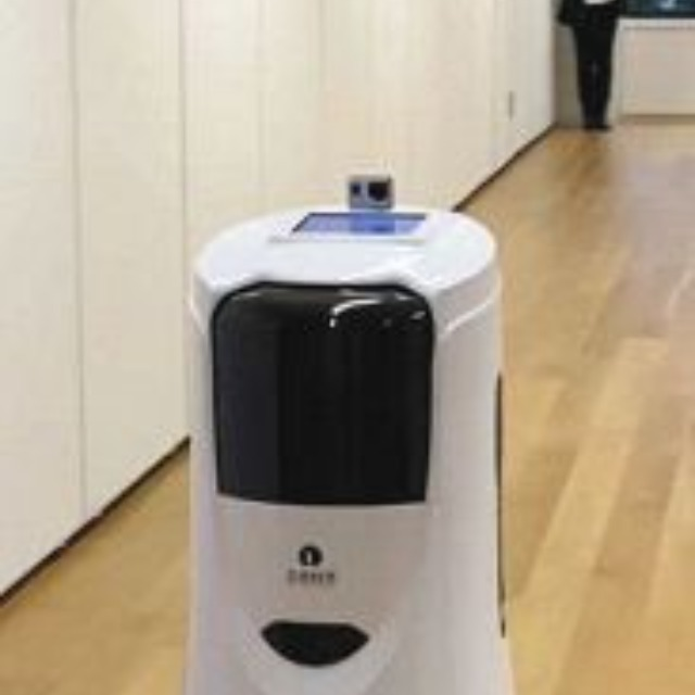 【ビルメンロボット】500万! 中国製搬送・消毒ロボット 販売