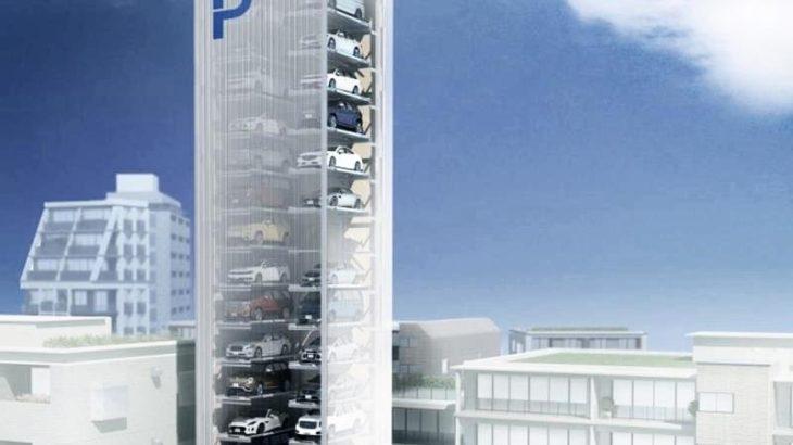 【ビル管理】IOTで機械式駐車設備の保守・保全費27%減、作業員の危険も減らす