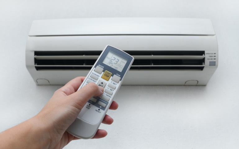 【ビル管理】換気中もエアコンはつけっぱなしが節電へ! 集中できる空気環境のつくり方