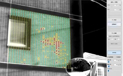 【マンション管理】高層マンションの外壁調査 ドローンとAIで省人化