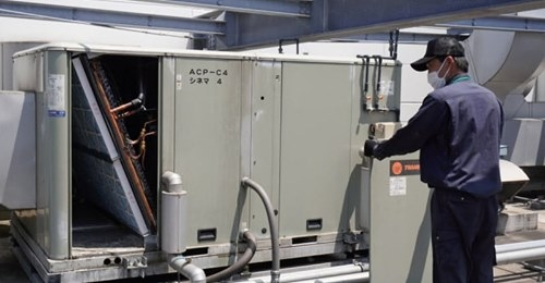 【ビル消毒】イオン、映画館に国内初の空調装置 ウイルス対策強化