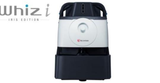 【ビル消毒・衛生】アイリスオーヤマ 清掃ロボットに新規参入