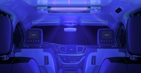 【ビル消毒・衛生】ビル管理にも応用可能な紫外線除菌システム