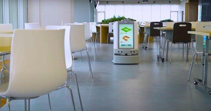【ビルメンロボット】1台3役 !便利な複合型ロボットが遂に始動