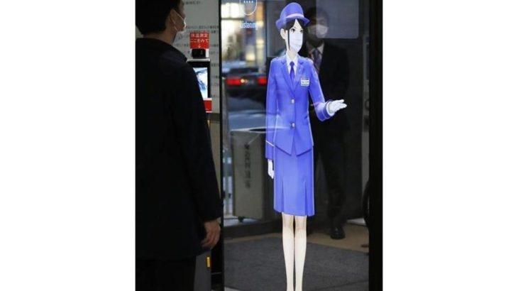 【ビルメンロボット・AI】最先端警備はバーチャル警備員