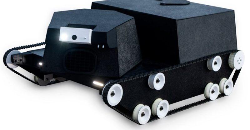 【ビルメンロボット・AI】水撒きから殺虫まで! 米製AIスマートロボット