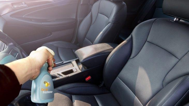 【ビル消毒・衛生】自動車内の除菌消毒 やり方