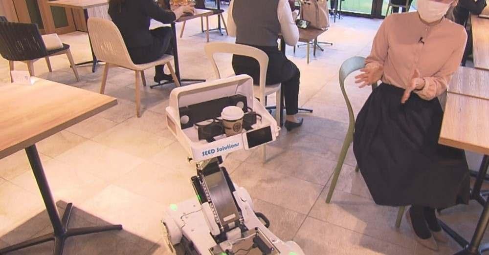 【ビルメンロボット・AI】もはや人間以上⁈ 1台何役⁇ 働くロボット (動画あり)