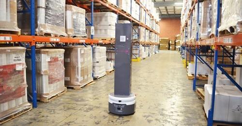 【ビル消毒】室内を紫外線で消毒する3Dマッピング搭載の自律型ロボ「SmartGuardUV」