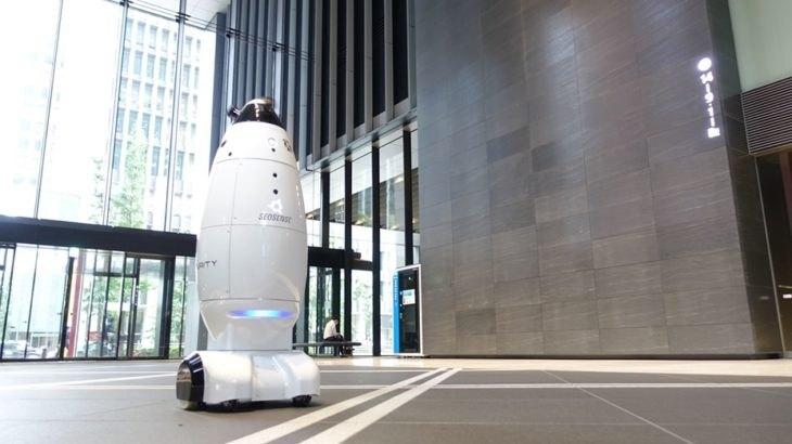 【ビルメンロボット・AI】第9回ロボット大賞は警備ロボット『SQ-2』