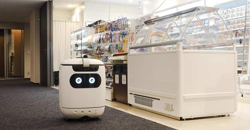 【ビルメンロボット】配送ロボット:ラストワンマイル克服へ!セブンイレブンも「RICE(ライス)」の実証実験