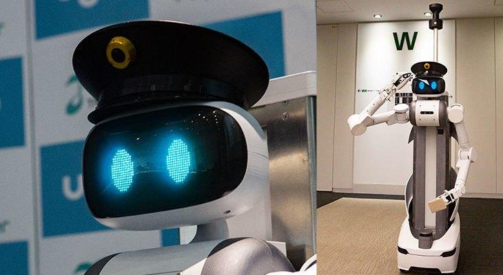 【ビルメンロボット】アバター警備ロボット「ugo」 9月より量産版でサービス開始(動画あり)